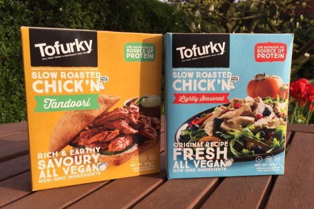 Tofurky Slow Roasted Chick'n Pieces
