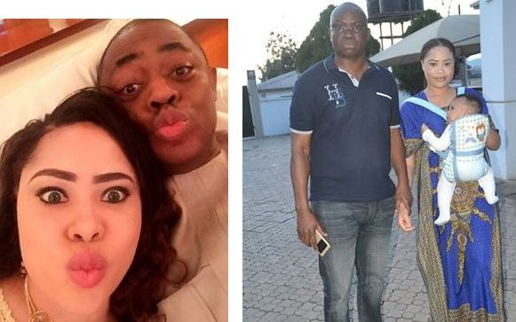Image result for femi fani kayode wife arrested by efcc