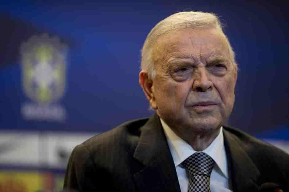 Ex-dirigente da CBF, Marin é condenado por corrupção nos EUA