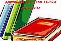 Buku Pegangan Guru Agama Kurikulum 2013 Kelas 1 Revisi Maret 2017