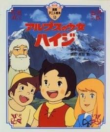 Alps No Shoujo Heidi - Heidi cô bé Đến từ vùng núi Alps 2013 Poster