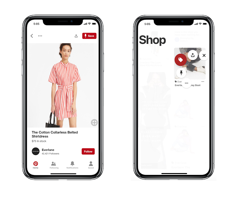 Pinterest introduces dynamic pricing, product recommendations for style and home decor