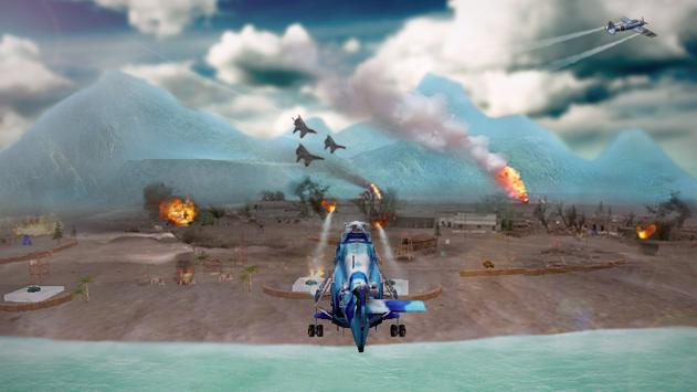 Game Pesawat Terbang Android Gunship Strike 3D