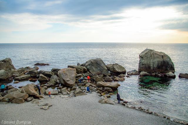Черное море в ноябре
