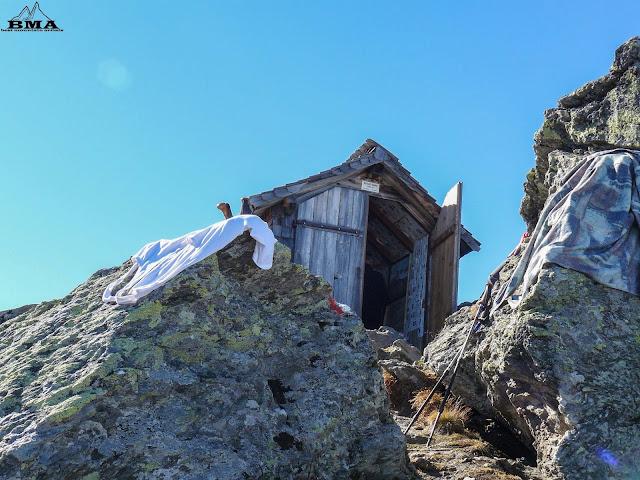 Am Gipfel des Kröndlhorn - wandern tirol - windau - rettenbach