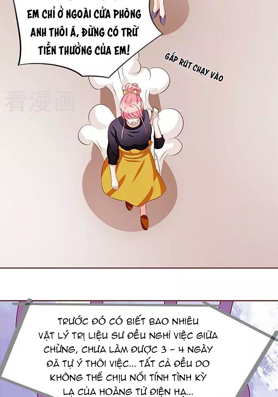 Vương Tước Tư Hữu Bảo Bối Chap 113 page 11
