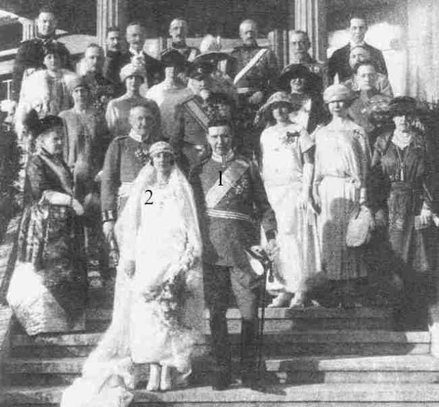Royal families of Bulgaria and Württemberg