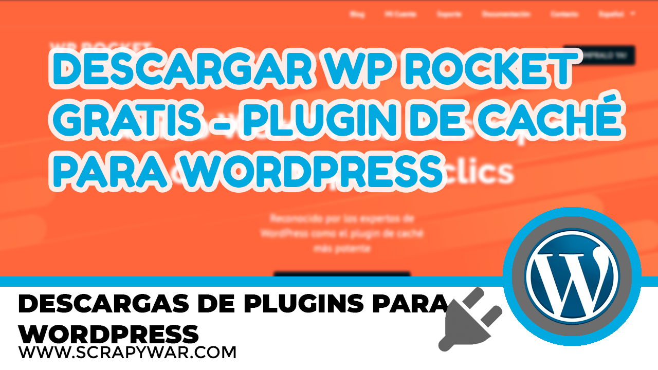 WP Rocket Free 3.4.4 Caché para WordPress