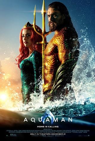 Aquaman Đế Vương Atlantis - Aquaman - 2018