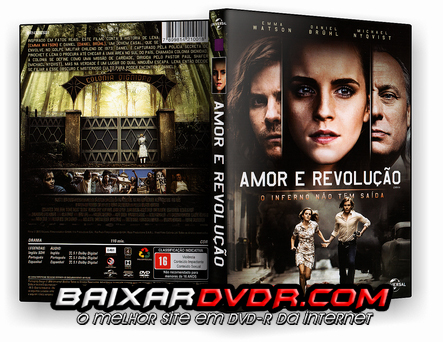 AMOR E REVOLUÇÃO (2016) DUAL AUDIO DVD-R OFICIAL