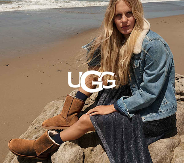 UGG Water-and-Stain Resistance