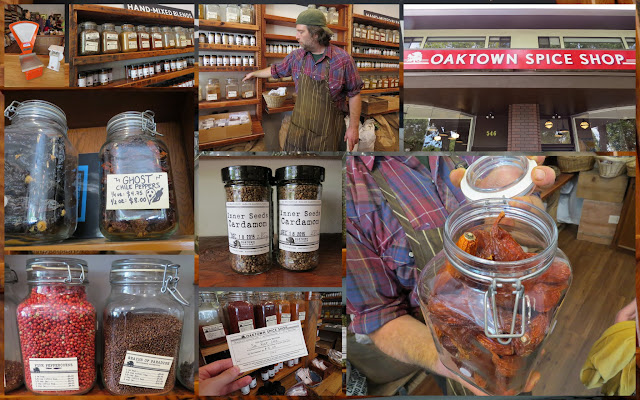 Oaktown Spice Shop, Oakland, Grand Lake