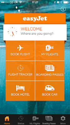 easyjet boarding pass, boarding pass apps, Newcastle flights, weekend aways, hen night