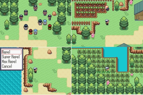 Pokemon Ruby Destiny - Broken Timeline
