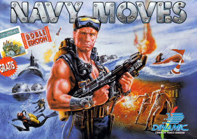 NAVY MOVES (AMSTRAD CPC)
