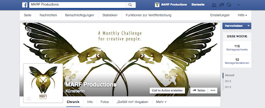 MARF Productions - Monthly Challenge (October)