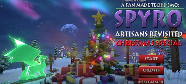 Spyro the Dragon se luce en Unreal Engine 4