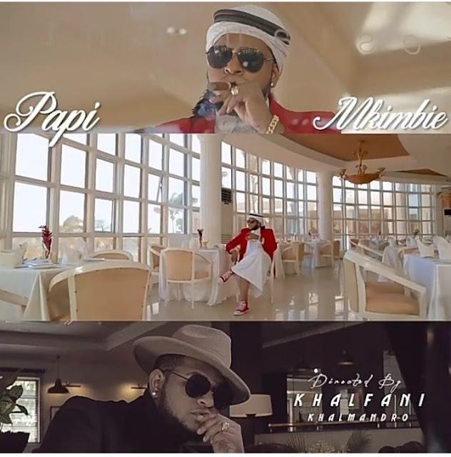 Hemedy Phd - Mkimbie Video