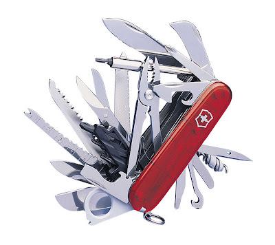 Maybach Swiss Army Knife Megafactories