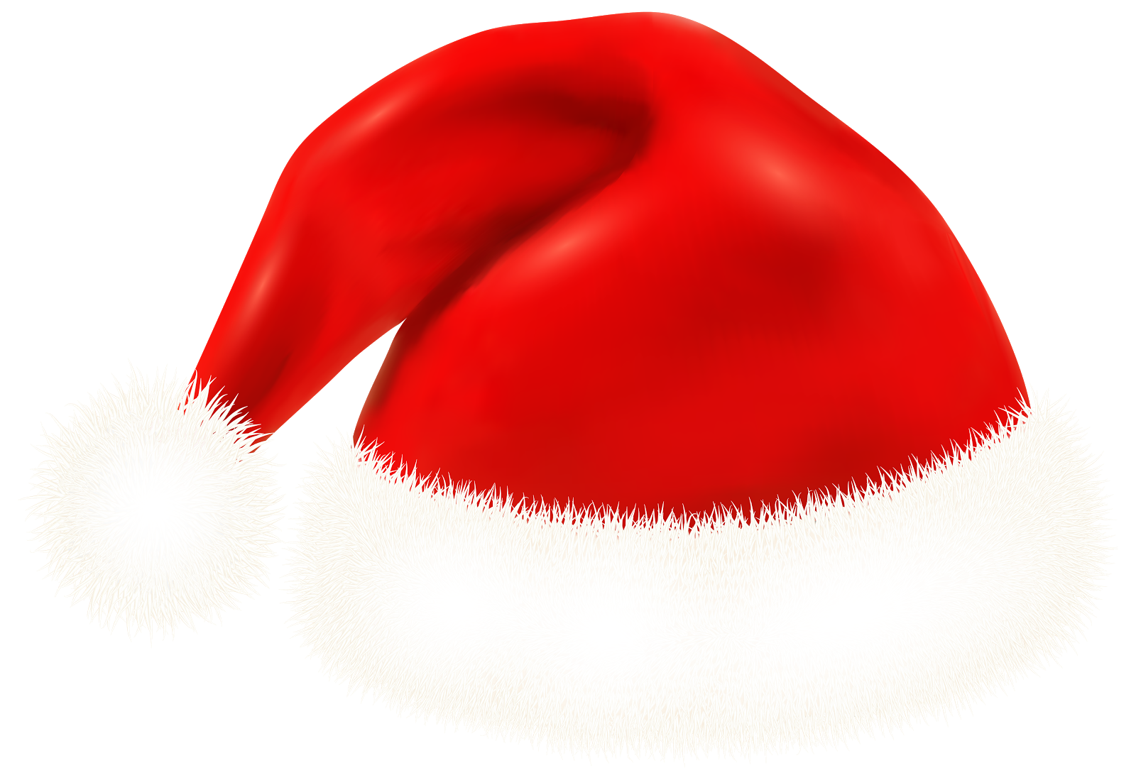 father christmas hat clipart - photo #44