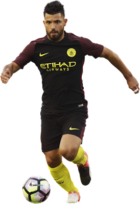 Sergio Aguero - Manchester City v2