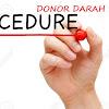 Prosedur PMI Pemalang Jika Membutuhkan Darah untuk Pasien