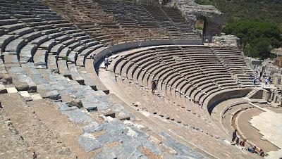 Efes Antik Kenti Odeon