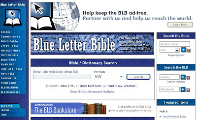 blue letter bible commentary the blue letter bible levelings 1097