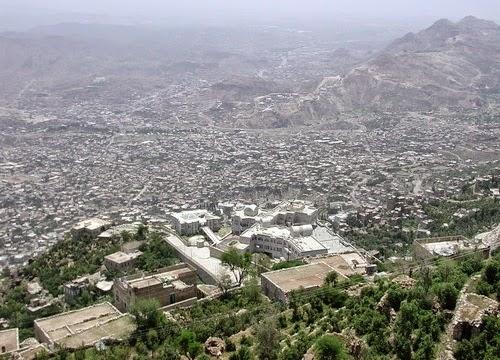 Rebeldes Houthi assumiram o aeroporto de Taiz!