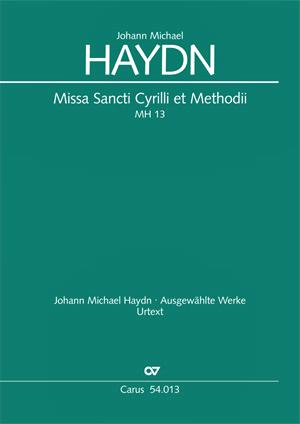 Johann Michael Haydn (1737-1806) - Missa in Honorem Sancti Cyrilli et Methodii