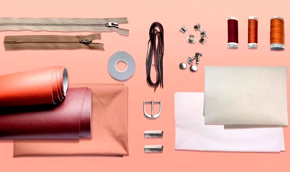 Выкройка поясной сумки