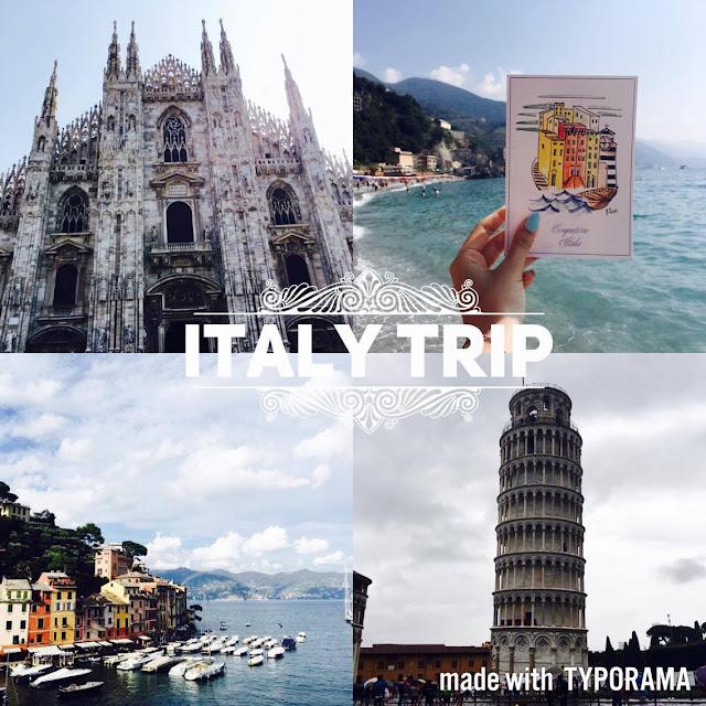 ITALY TRIP - cz. 1 - MEDIOLAN