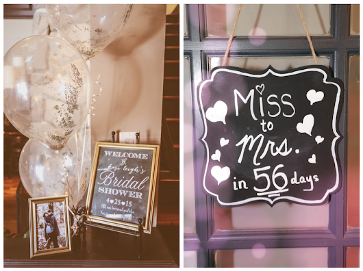 FROM MISS TO MRS. BRIDAL SHOWER