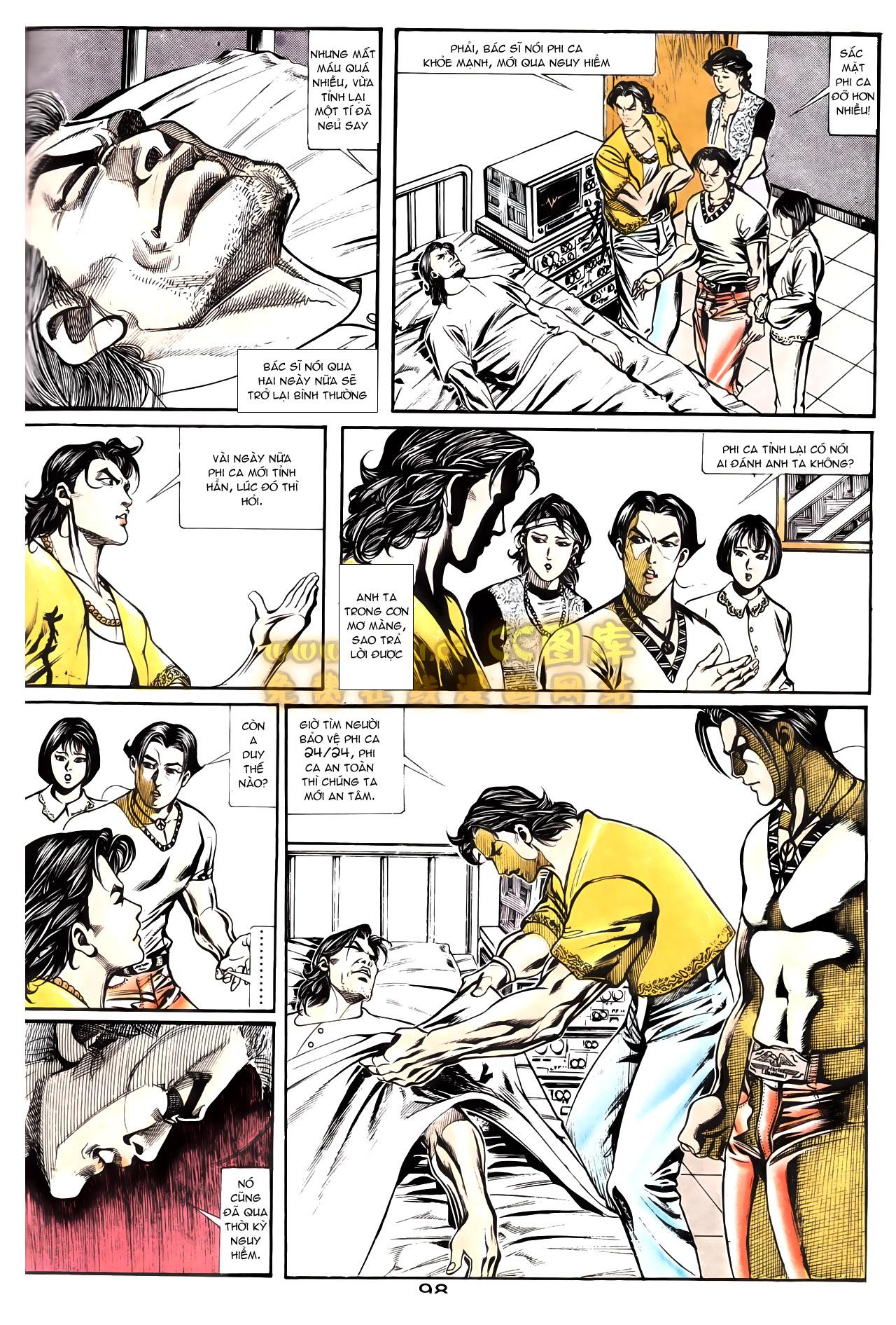 Người Trong Giang Hồ chapter 162: cưa đại tẩu trang 22