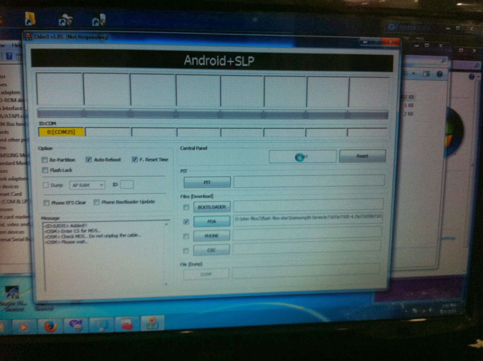 7boxup ultimate gadget store: N7105 DEAD BOOT