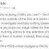 This brilliant suggestion of a Manileño on CHR's P678-M budget will surely convince you