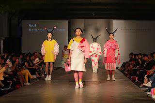 醒吾科大時尚系畢業展挑戰專業動態大秀  「花花女孩遇上小怪物」奪冠
