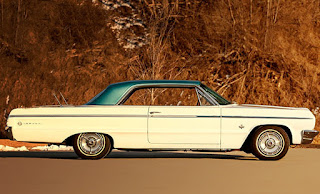 1964 Chevrolet Impala SS Side Right