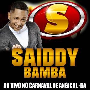 Saiddy Bamba - ao vivo Em Angical - BA - Fevereiro 2016