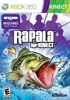 Rapala for Kinect (X-BOX360) 2011