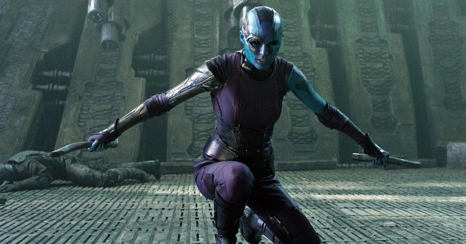 Thanos Family Problems: Karen Gillan Hopes Nebula Faces Her 'Daddy Issues' In
