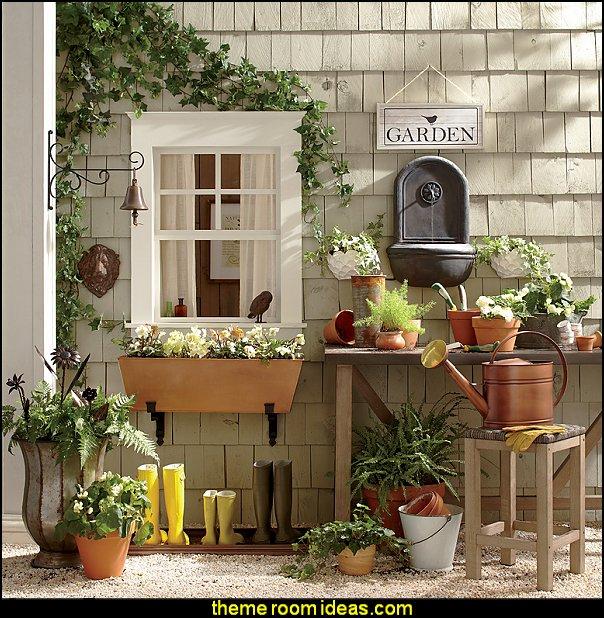 Decorating theme bedrooms - Maries Manor: garden