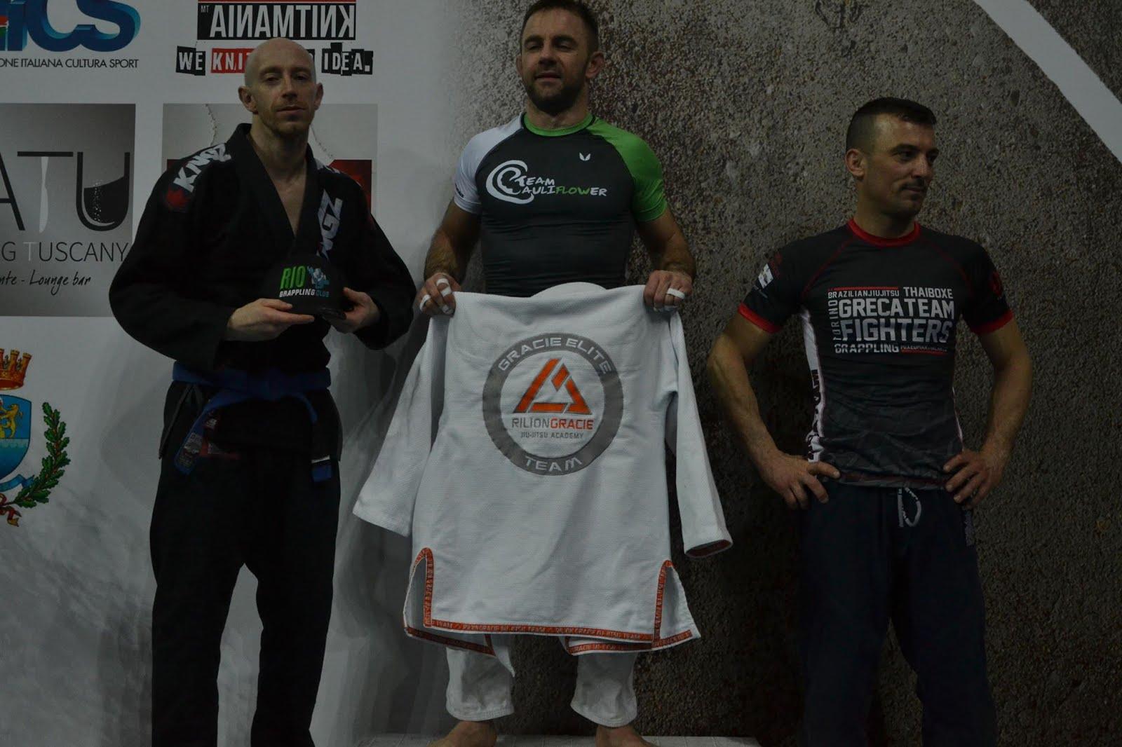 perdere peso per il torneo jiu jitsu
