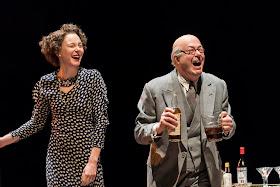 David Hare: The Moderate Soprano - Nancy Carroll, Roger Allam - Duke of Yorks Theatre (Photo Johan-Perrson)