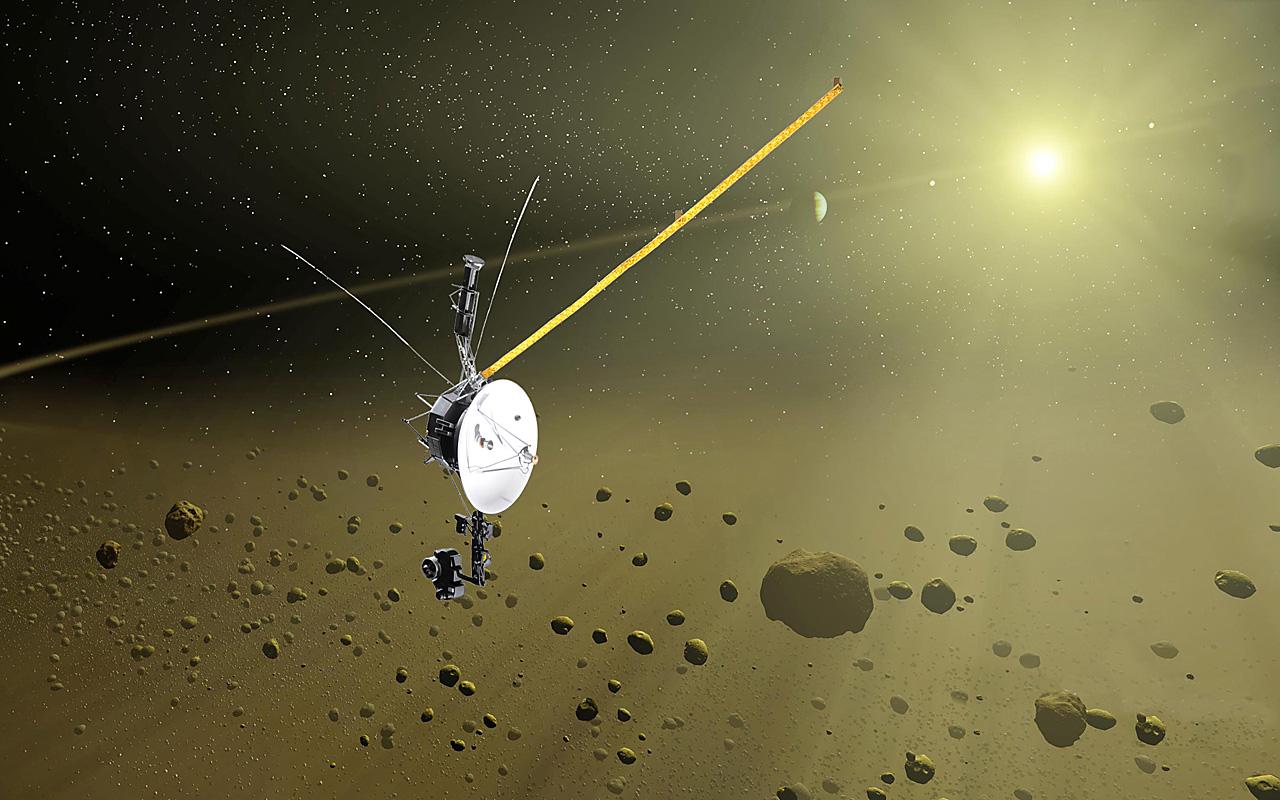 Sonda Cassini 1