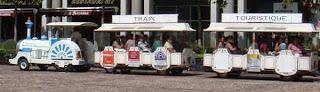 Le petit train de Rueil-Malmaison