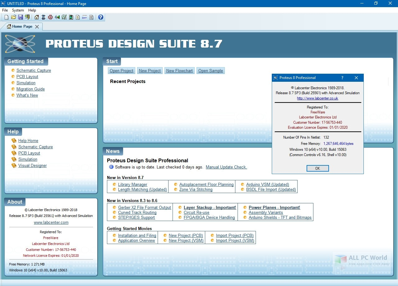 Electronic Circuit Simulator Software Windows