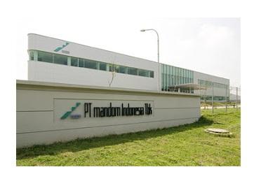 Loker Via Pos Kawasan MM2100 PT.Mandom Indonesia Tbk