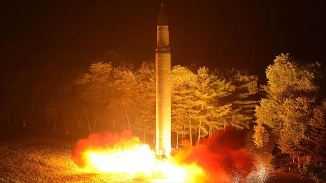 Seúl advierte: Corea del Norte planea ensayar un nuevo ICBM