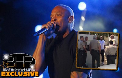 Man Falsely Accuses Dr.Dre Of Pulling A Gun Out On Him And Calls The Police